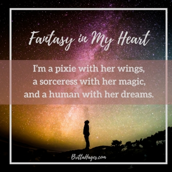 Fantasy in My Heart