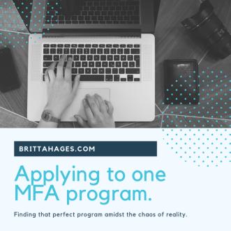 MFA Program