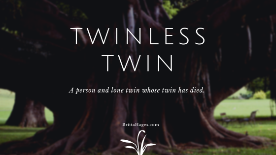 Image of Twinless Twin Definition