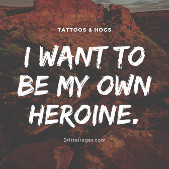 Tattoos and hogs 1